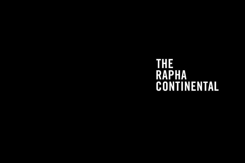 Rapha Continental: The Bryan Chapman